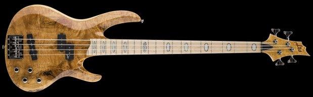 ESP LTD RB-1004BM Honey Natural 4-String Bass