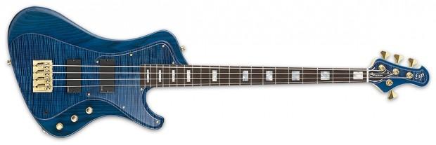 ESP Original Stream Bass CTM Marine Blue