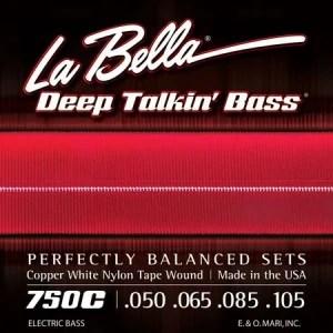 La Bella Introduces Copper White Nylon Tape Wound Strings