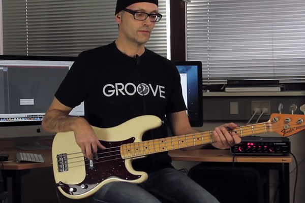 Learning the Bass Fretboard by Rocking Out