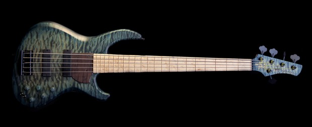 MTD Norm Stockton Artist Edition Bass
