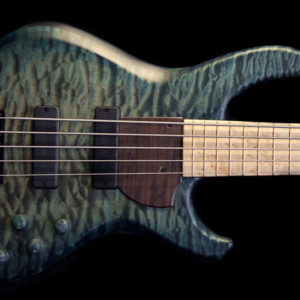 MTD Releases Norm Stockton Artist Edition Bass