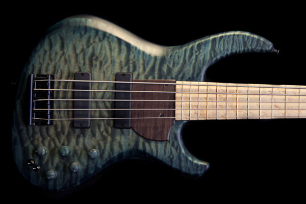 MTD Releases Norm Stockton Artist Edition Bass