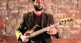 Tobia Ciaglia: Live Bass Session