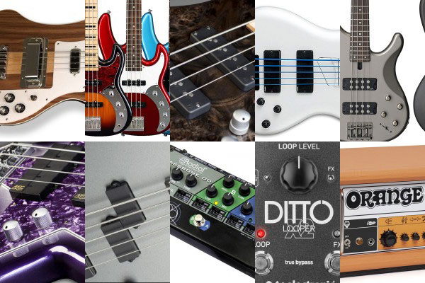 Bass Gear Roundup: The Top Gear Stories in February