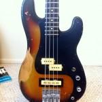 Old School: 1962 Fender Precision Bass