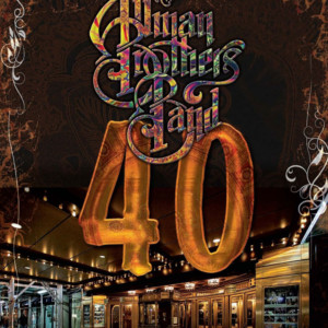 The Allman Brothers Release 40th Anniversary Concert DVD