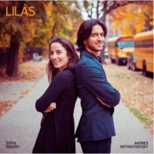 """Andres Rotmistrovsky and Sofia Ribeiro Team Up for """"Lilás"""""""