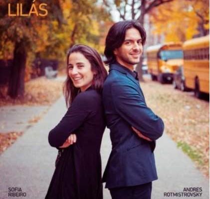 "Andres Rotmistrovsky and Sofia Ribeiro Team Up for ""Lilás"""