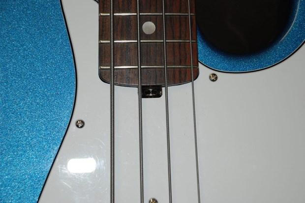 D. Lakin Bass Truss Rod Spokewheel