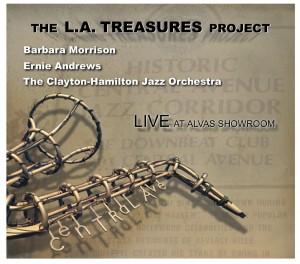 Clayton-Hamilton Orchestra: L.A. Treasures Project