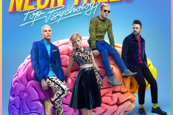 """Neon Trees Returns with """"Pop Psychology"""""""