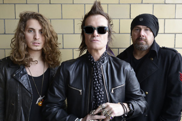 California Breed, Featuring Glenn Hughes, Announces Debut Album