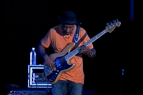 "Herbie Hancock's Headhunters: ""Butterfly"" Live with Marcus Miller"