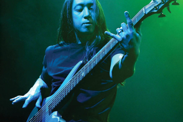Hal Leonard Publishes Dream Theater Bass Anthology