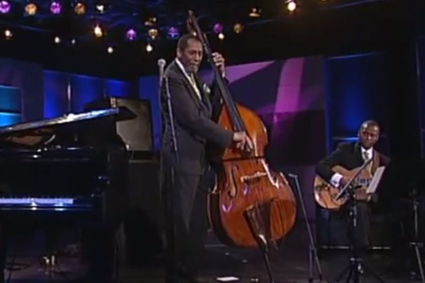 Ron Carter Trio: Autumn Leaves