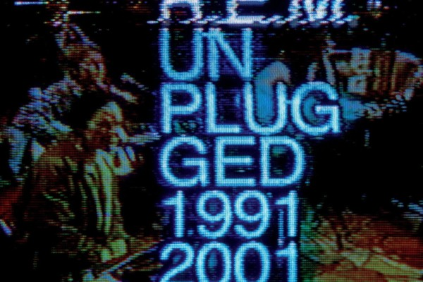 R.E.M. Releases MTV Unplugged Complete Sessions