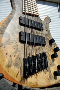 Skervesen Prometheus Bass Bridge