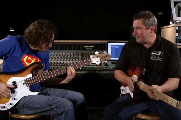 Arnold Ogrodnik & Adrian Maruszczyk: All Bass Blues