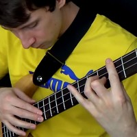 "Zander Zon: ""Lord of the Rings"" Medley for Solo Bass"