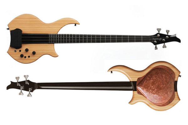 Bass of the Week: Lieber Guitars Spellbinder 2001