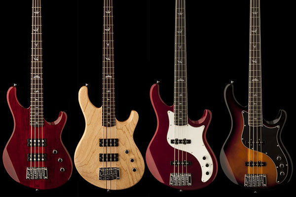 PRS Announces SE Kingfisher and SE Kestrel Basses