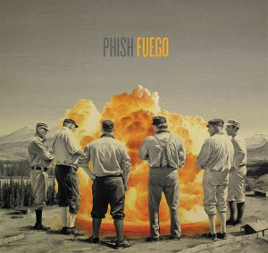 Phish: Fuego