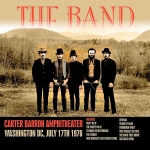 The Band's 1976 Carter Barron Amphitheater Concert Released