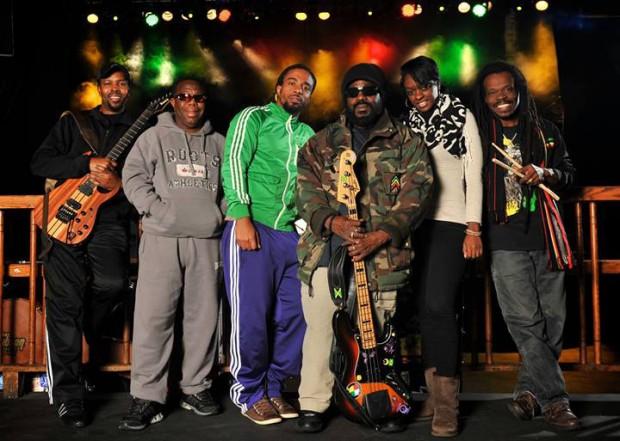 The Wailers (2014 lineup)