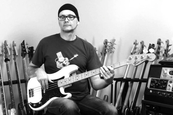 Bass Lick Series: Funky Triplet Bass Groove