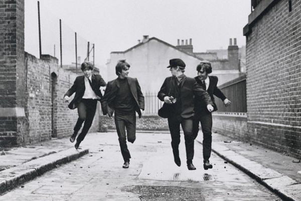 """""""A Hard Day's Night"""" Celebrates 50th Anniversary in Theaters and New Release"""