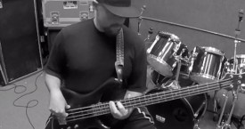 """David Pastorius: Tech N9ne """"This Ring"""" Bass Remix"""