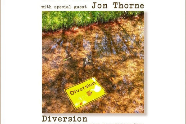 "Steve Lawson and Jon Thorne Release ""Diversion"""
