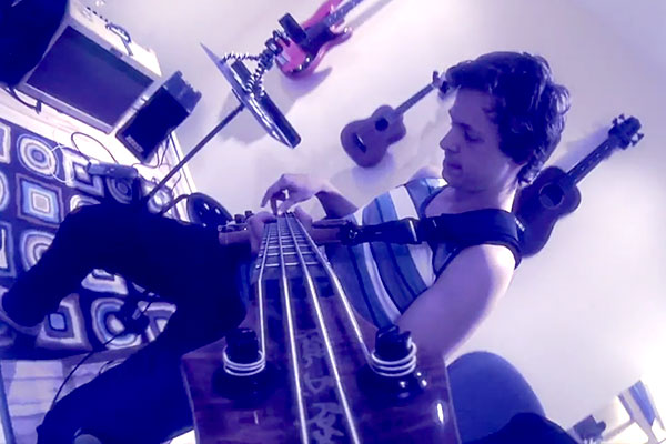 """Adam Stevens: """"I Think She Knows Interlude"""" All-Bass Cover"""