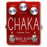 Big Ear n.y.c. Announces Chaka Octave Fuzz Pedal