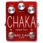 Big Ear n.y.c. Announces Chaka Octave Fuzz Pedal
