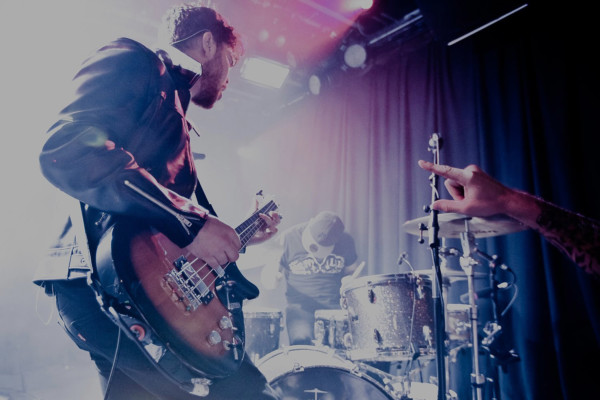 Out of the Black: An Interview with Royal Blood's Mike Kerr