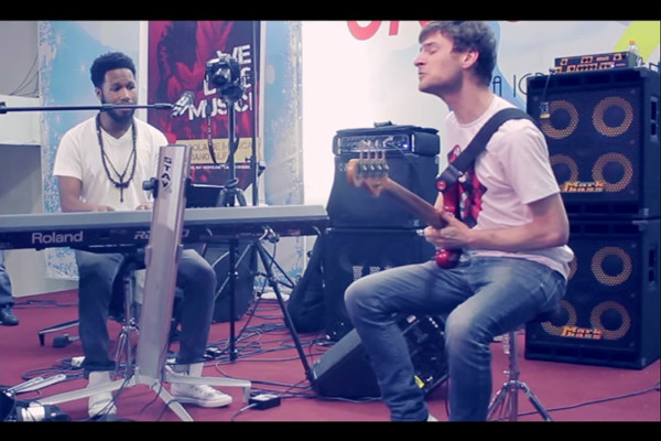 """Cory Henry and Michael League: """"Yesterday"""" and """"Looking Out For Me"""""""