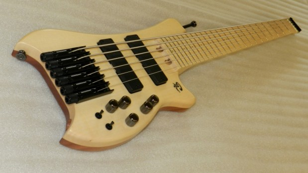 Paul Lairat Travel Bass Maple