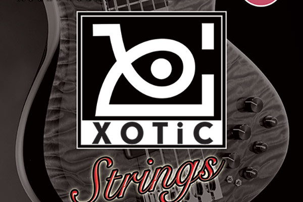 Xotic Launches Line of Bass Strings
