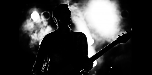 Bassist in the Light - by Patrick Wright