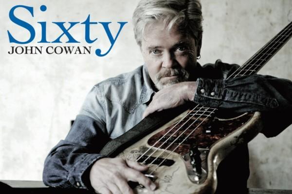 "Americana Stars Shine on John Cowan's ""Sixty"""