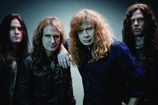 Hal Leonard Releases Megadeth: Bass Play-Along
