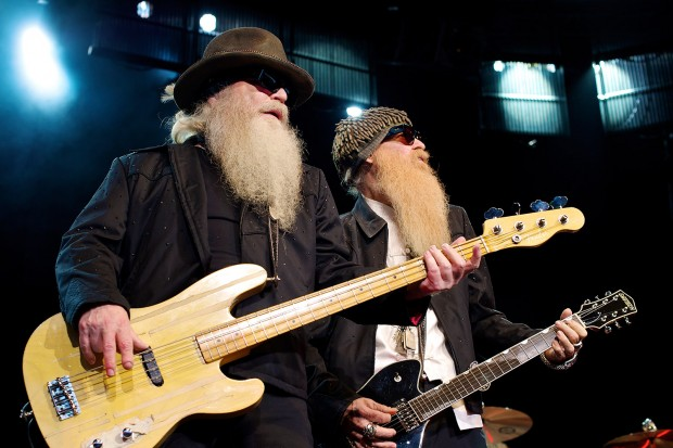 ZZ Top: Dusty Hill & Billy Gibbons