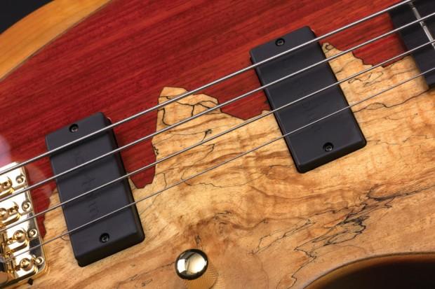 Cort Jeff Berlin Rithimic Signature Bass - Bartolini Pickups