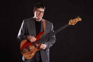 Jeff Berlin with Cort Rithimic Signature Bass
