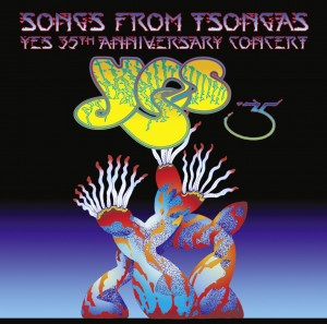 Yes: Songs from Tsongas Special Edition Reissue