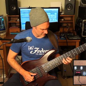 "Tony Grey: Coldplay's ""The Scientist"" All-Bass Cover"