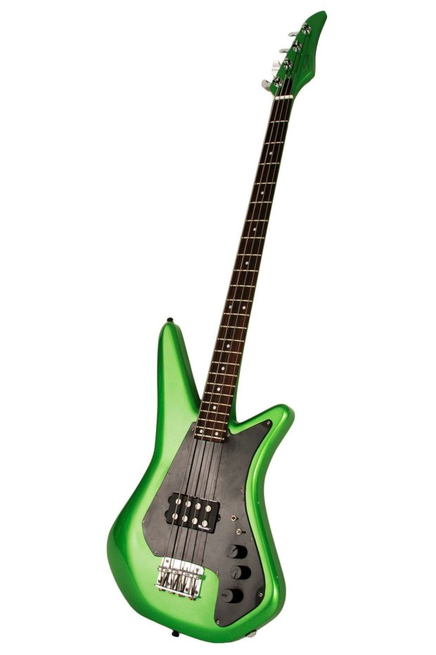 Assi Guitars Sciatt Bass Tilted