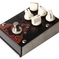 Creation Audio Labs Introduces Grizzly Bass Pedal